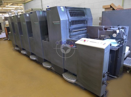 M27382 Heidelberg Sm 52 5  1997   Production   1