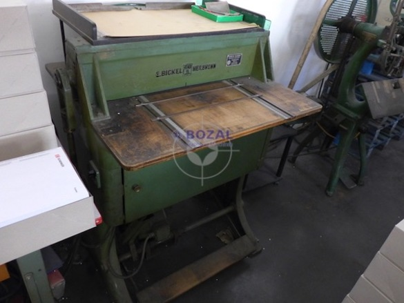 M35218 Bickel Perforiermaschine   1
