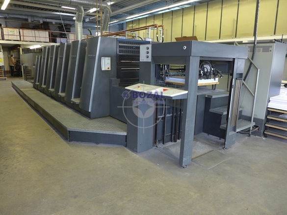 M32039 Heidelberg Cd 74 5 Lx C Uv   Ir  2005   1