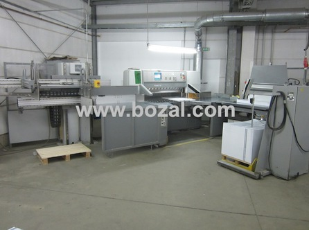 Polar Mohr 137 Ed Cutting Line, Model 2002  1