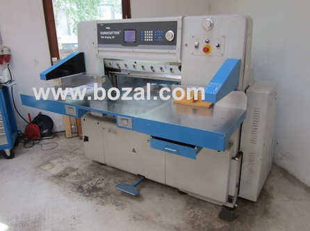 Mze Eurocutter 780 Display Sp, 2008 1